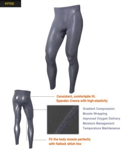 MENS COMPRESSION LONG PANTS PS