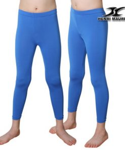 Kids Compression Long Pants Junior Teen Under Base Layer Functional Fabric PK