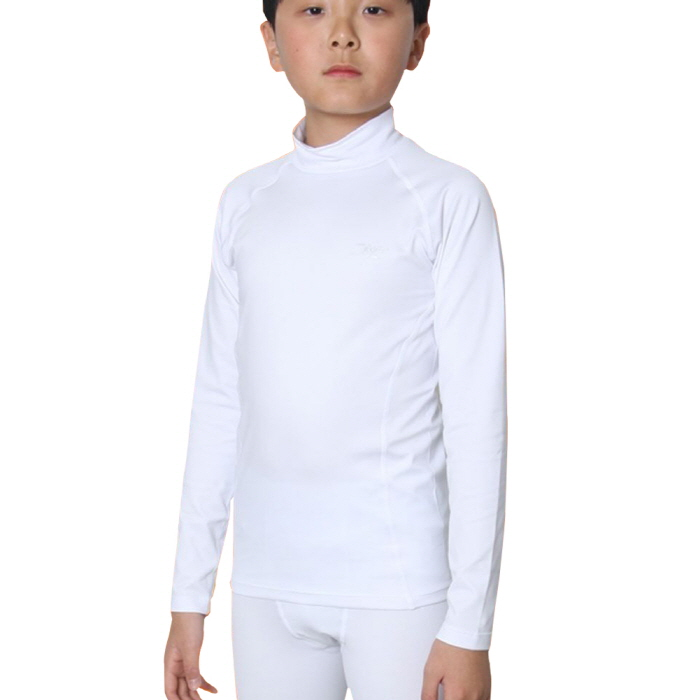 Thermal Underwear Kids Shirts LSK Napping Winter - ourunderwear