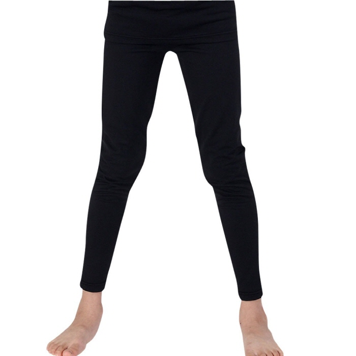 Boys' thermal long underwear top and bottom set by Circo. Warm long sleeved and long pants underwear set perfect for cold weather. Machine washable.