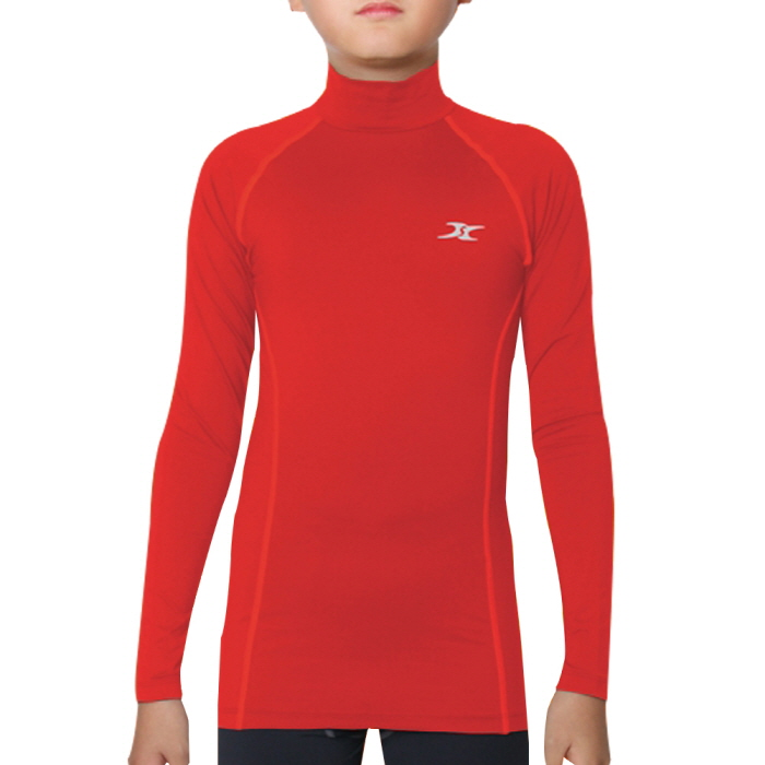 Kids Mock Turtleneck Shirts NLK Thermal Underwear - ourunderwear