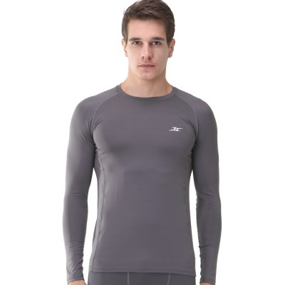 Men-Compression-Long-Shirt-LS-Gray-01
