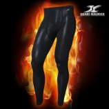 Mens-Thermal-Base-Layer-Compression-Long-Pants-PSM-black