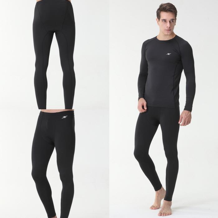 Mens Thermal Underwear Pants PSM Tights Leggings - ourunderwear