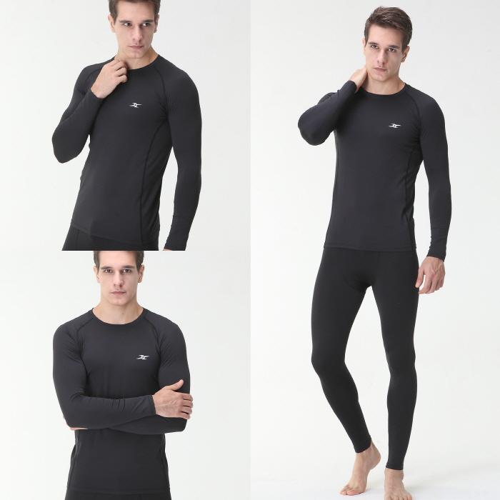 Mens Thermal Underwear Shirts LSM Tops - ourunderwear