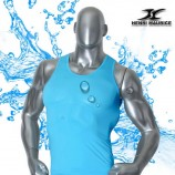 Mens-compression-base-layer-undershirt-QI-Blue-main