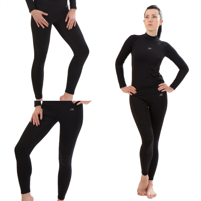 Women's Thermal Underwear These soft, waffle-weave thermals give you the extra warmth you need, without bulk! Their special cotton/polyester knit keeps the heat in and wicks away moisture, allowing your skin to breathe, so you stay cozy, dry and ultra-comfortable all winter long.
