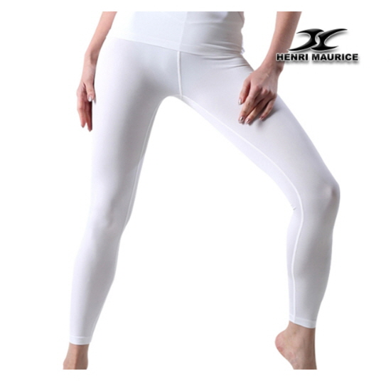 a5f37a5fe6 Compression Pants Women ER White Leggings - ourunderwear