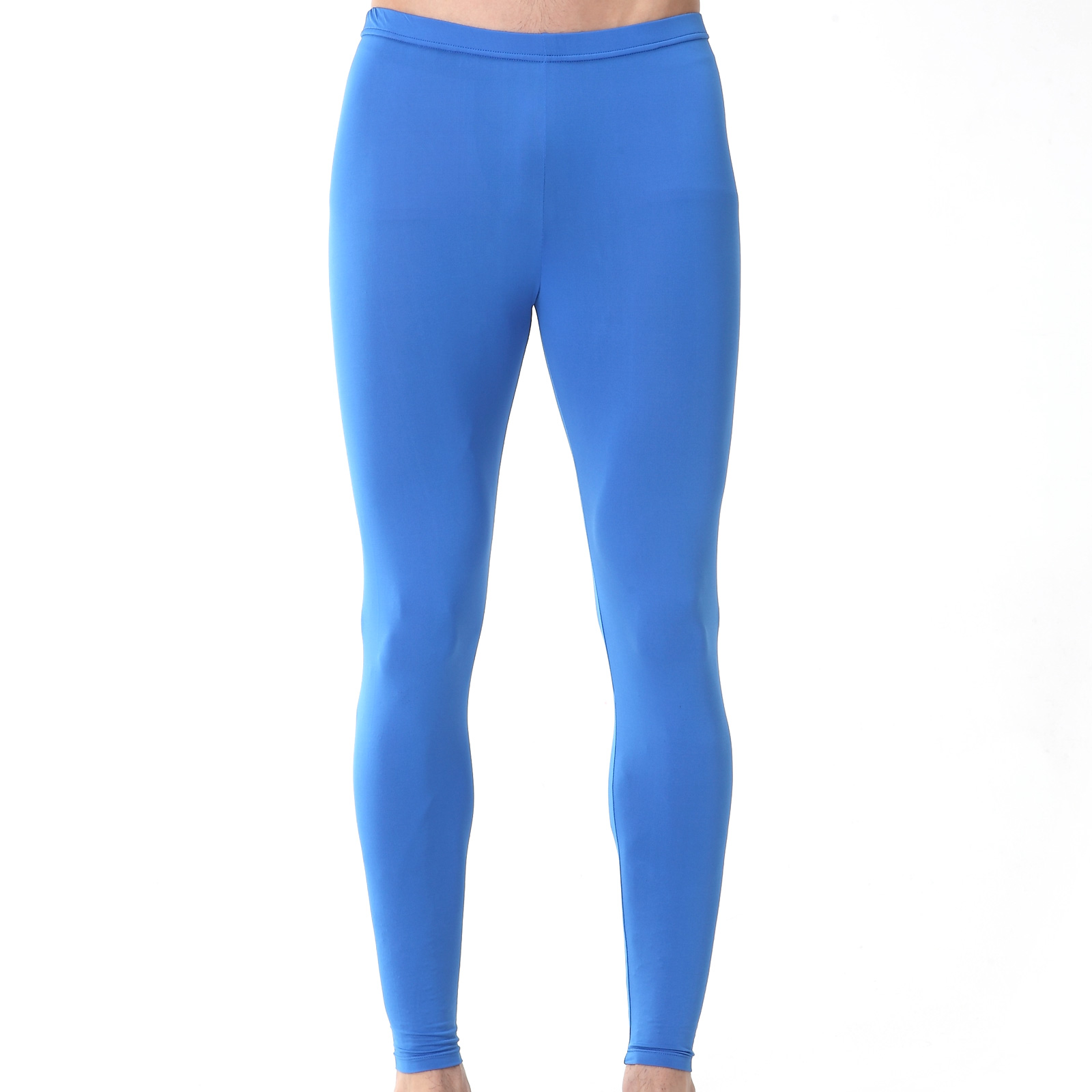 7873a2c7f1 Mens Compression Long Pants EP Blue - ourunderwear